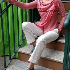 Pantaloni e maglia