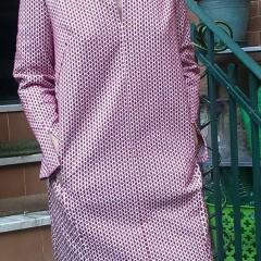 Vestito kaftano